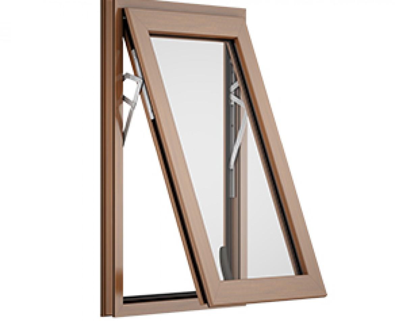 Wintec ventana proyectante pvc europeo termopanel for Fabrica de aberturas de pvc en rosario